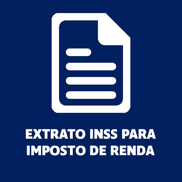 Extrato INSS para Imposto de Renda 2022