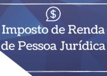 Declaração IRPJ 2020